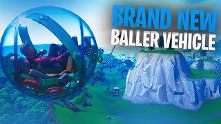 BRAND NEW FORTNITE VEHICLE - BALL FIGHT!! W/ NINJA, DRLUPO & FEARITSELF - Fortnite Battle Royale