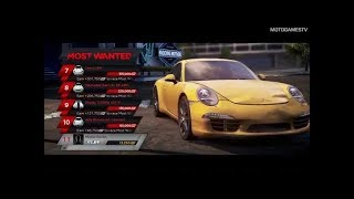 Need for Speed Most Wanted 2012 - First 15 Minutes