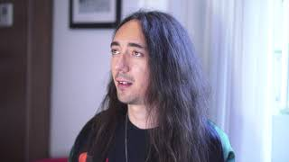 Interview with Neige from ALCEST for Spiritual Instinct out on Nuclear Blast records