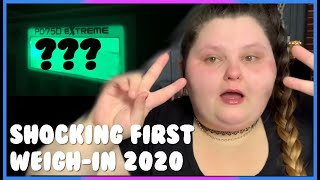 Amberlynn's Shocking First Weigh-in Of 2020