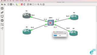 GNS3 switching setup and options Part 4: Etherswitch Router for Cisco Dynamips Part 1