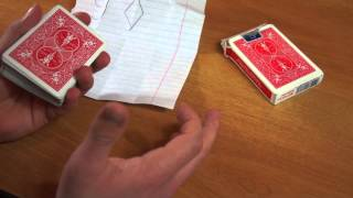 Бесплатное обучение фокусам #21: Обучение карточным фокусам! Уличная магия обучение!