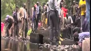 Laikipia Residents Demonstrate Due To Water Shortages