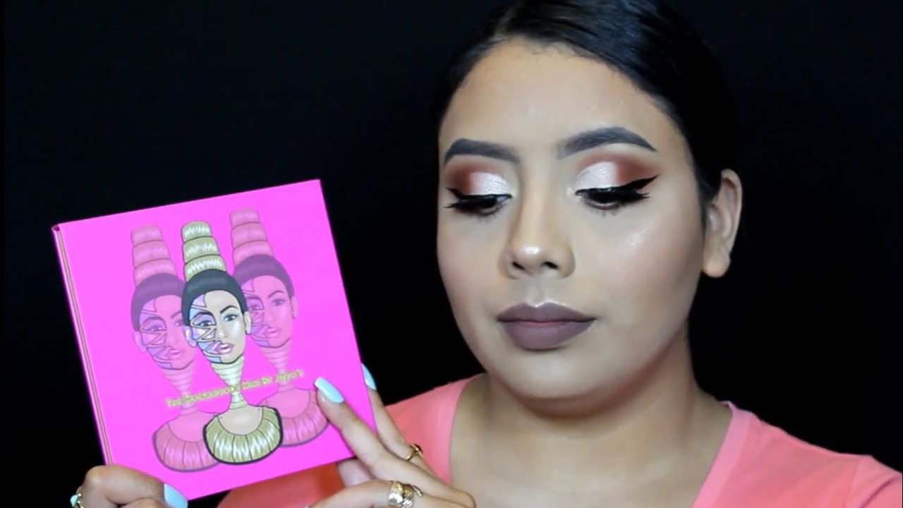 Juvias S Palace Masquerade Palette Youtube