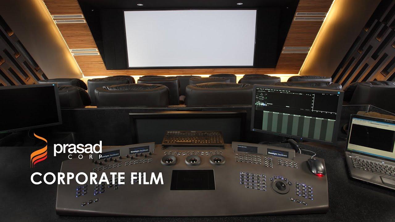 Prasad Corp - Film Digitization Service   Film Digitization