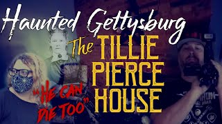 Haunted GETTYSBURG - The Tillie Pierce House - GHOSTLY KIDS VOICES