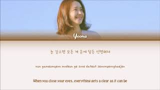 Video Yoona (윤아) X Lee Sang Soon (이상순) – To You (너에게) | COLOR CODED LYRICS (HAN/ROM/ENG) download MP3, 3GP, MP4, WEBM, AVI, FLV Mei 2018