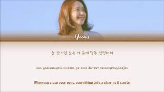 Video Yoona (윤아) X Lee Sang Soon (이상순) – To You (너에게) | COLOR CODED LYRICS (HAN/ROM/ENG) download MP3, 3GP, MP4, WEBM, AVI, FLV Agustus 2018