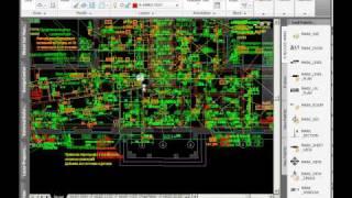 AutoCAD - динамические блоки (не урок - только пример!)))