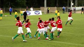 Les plus belles célébrations - Danone Nations Cup 2013