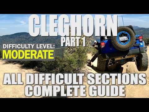 Cleghorn Trail Review Part I