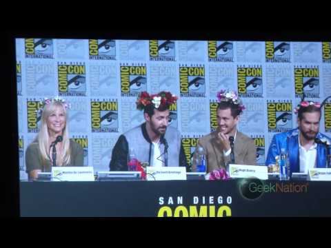 San Diego Comic-con 2015 Hannibal Full Panel