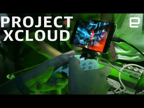 Microsoft Project xCloud Hands-On: Xbox One on your phone