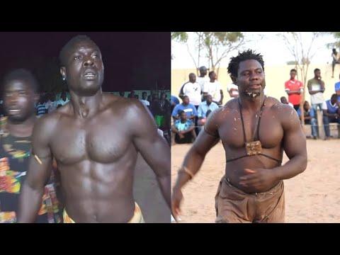 Du jamais vu : Mamady Ndiaye Vs Arobase les 2 lutteurs refusent de combattre...