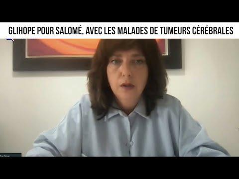 Glihope pour Salomé, avec les malades de tumeurs cérébrales - Focus#412
