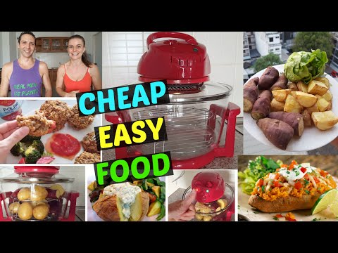 how-to-use-a-convection-oven-|-easy-&-healthy-food-|-review