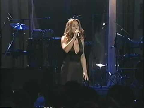 Lara Fabian Caruso Live@PBS Haunted Knockout Better quality !