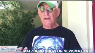 Malzberg | Stone: Neither Donald Trump or I Have Anything to Fear From Investigation