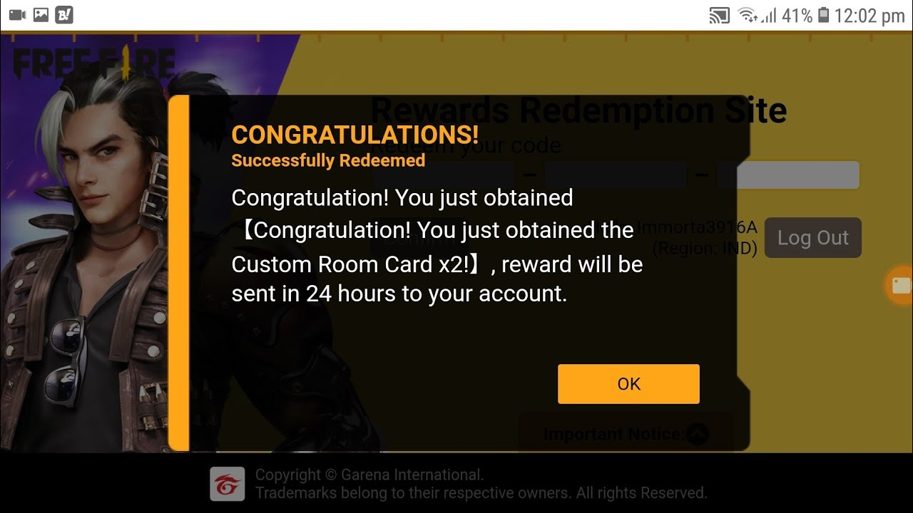 Free Fire Redeem Code Today 24 June   Free Fire Redeem Code   Redeem Code Free Fire Today  
