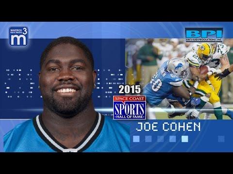 Joe Cohen: Space Coast Sports Hall of Fame 2015