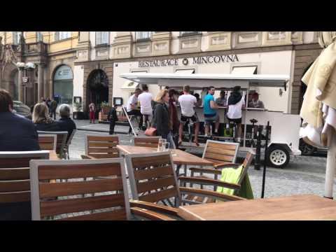 Prague - stag do drunk bike