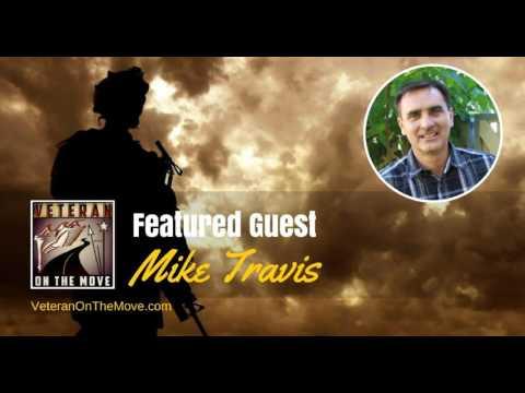 Losing a Friend in Desert Storm Army Veteran Mike Travis Ph.D.