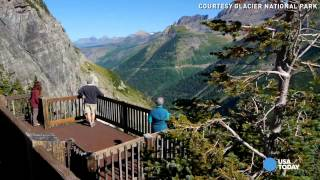 Ken Burns: Glacier National Park in trouble