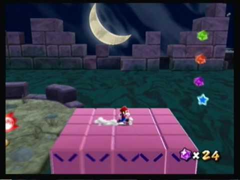 Lets Play Super Mario Galaxy 2 -Part 45 Silver Star Pop-Up ...