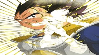 Dragonball Z Dokkan Battle: Majin Vegeta Dokkan Awakening & Final Explosion Super Attack