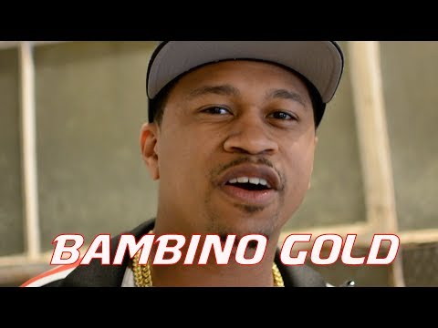 Bambino Gold after Trappin Made It Happen