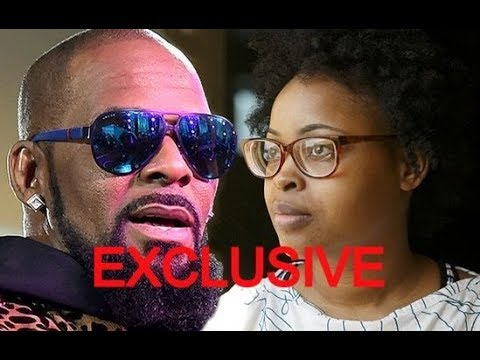 R Kelly 16 Year Old Ex REVEALS MALELOVERS, & Rob Loves KIDS to Put OBJECTS up His A$$