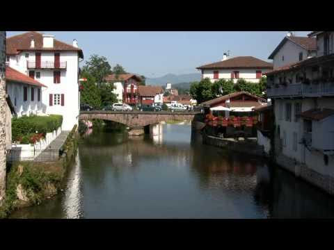 France: Pyrénées Atlantiques Diaporama des paysages du Pays Basque