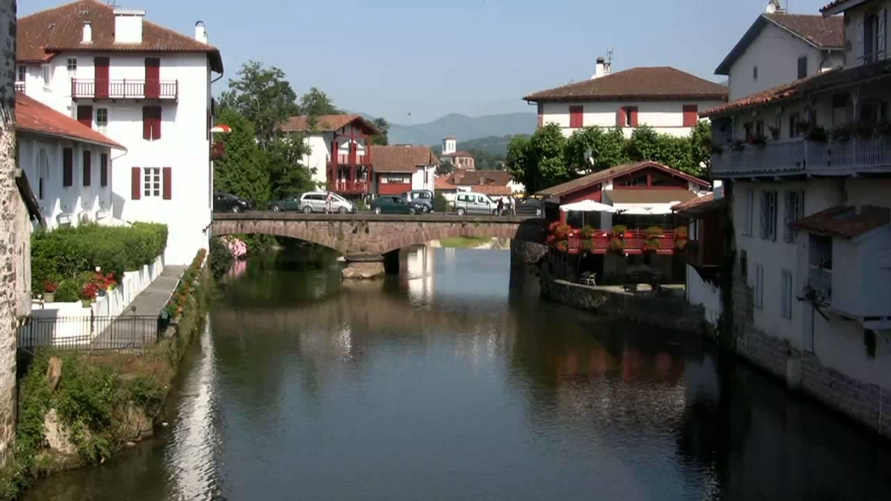 France pyr n es atlantiques diaporama des paysages du pays basque youtube - Maison close pays basque ...