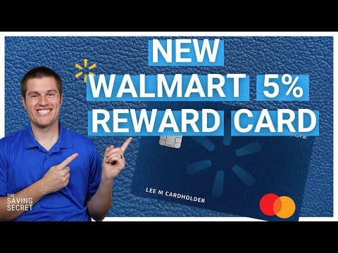 (UPDATED) Capital One Walmart Rewards Credit Card