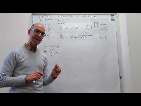 Reversible isothermal expansions. Part 2