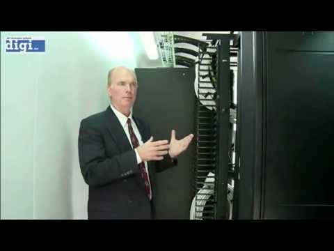 IBM Portable Modular Data Center (PMDC) Tour - Part 3 of 6