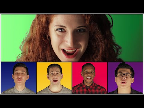 Animals / Maps - Maroon 5 Mashup Cover (A Cappella) -- Backtrack feat. Dara Orland
