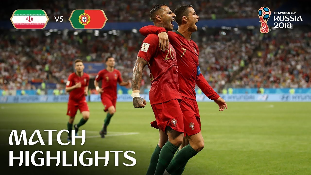 Prognose Iran Portugal