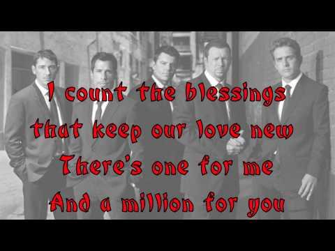 NKOTB - I'll Be Loving You (Forever) Lyrics