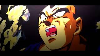 Vegeta's Respect Speech For Goku