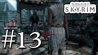 Skyrim Прохождение #13 - Начало Гильдии Воров