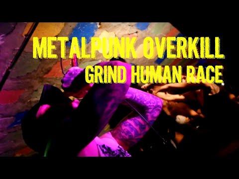 Metalpunk Overkill - Grind Human Race - 20/10/2019