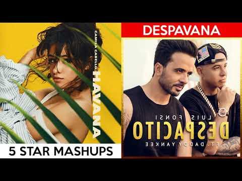Havana vs Despacito Mashup Camila Cabello, Luis Fonsi, Daddy Yankee