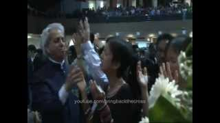 Benny Hinn - Glorious Outpouring of the Holy Ghost thumbnail