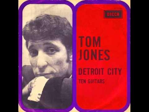 Tom Jones - Detroit City