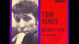 Watch Tom Jones Detroit City video