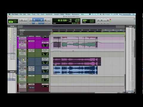 Pro Tools: How to Convert MIDI Tracks to Audio Tracks