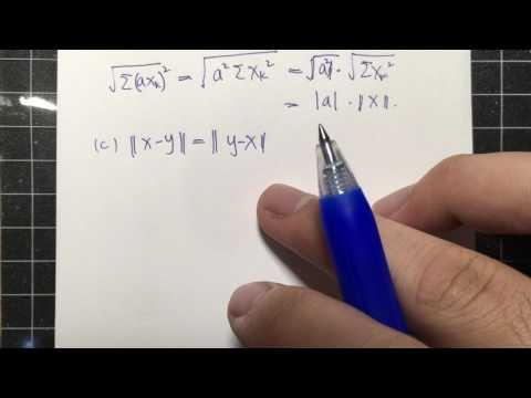 3.2 Euclidean Space Rn