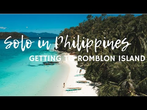 GETTING TO ROMBLON ISLAND - PHILIPPINES SECRET PARADISE