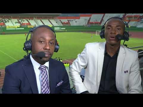 10e journée Ligue 1 ASEC Mimosas - Africa Sports seconde  période